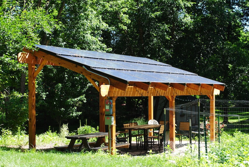 Solar Case Study : Green Rock Radio - All Energy Solar