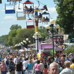 Internationally Acclaimed Iowa State Fair
