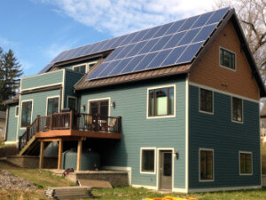 Minnesota Solar Home